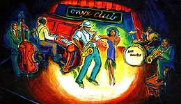 Rickey Jewel Hohimer 'Jazz Hawks at the Onyx Club'